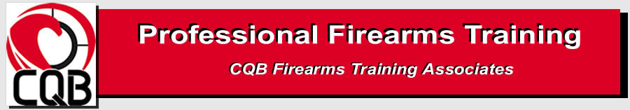 CQB Firearms Training